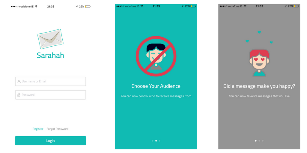 Sarahah App removed from App Store