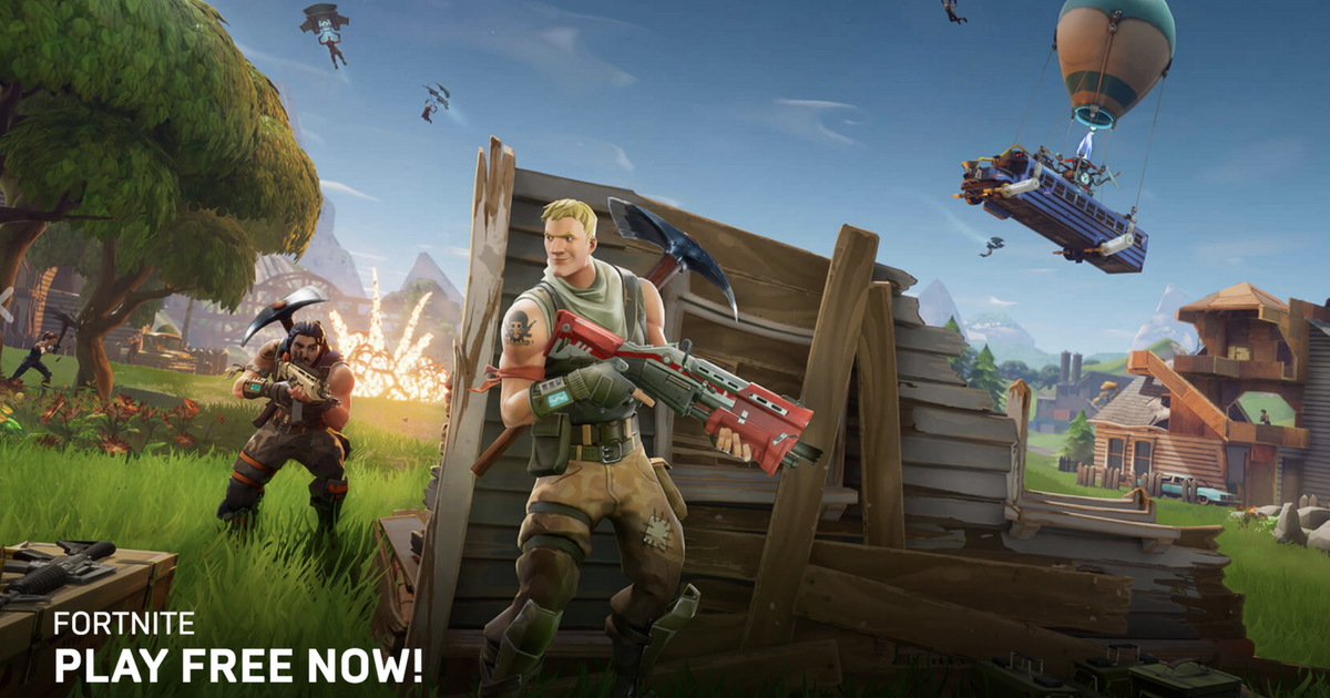 Fortnite Android Scam warning to users from Epic Games