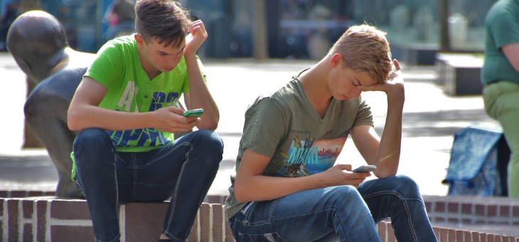 5 things young people can co to protect themselves online