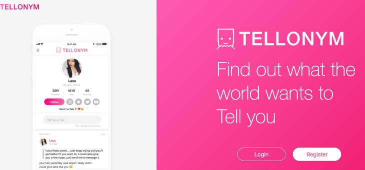 Tellonym App eSafety Blog