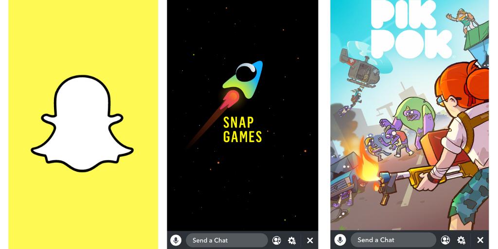 Snapchatr Games