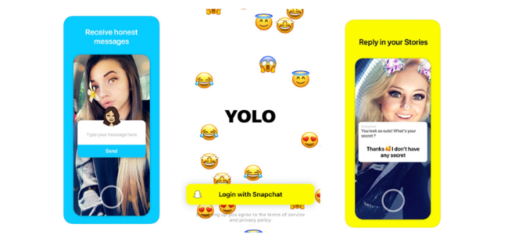 Yolo App What Parents need to know about this popular app